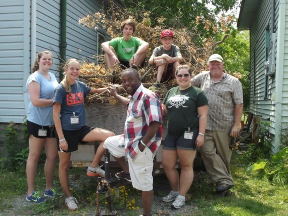 High School Summer Mission Trip | Pot Perry, Ontario | Youth Unlimited