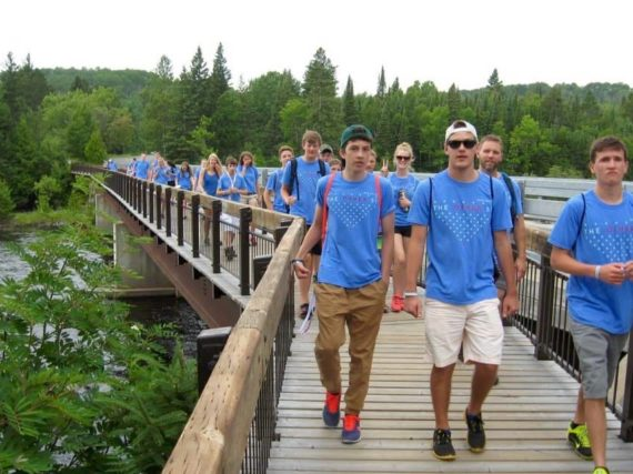 Teen Mission Trip   Thunder Bay, Ontario   Youth Unlimited