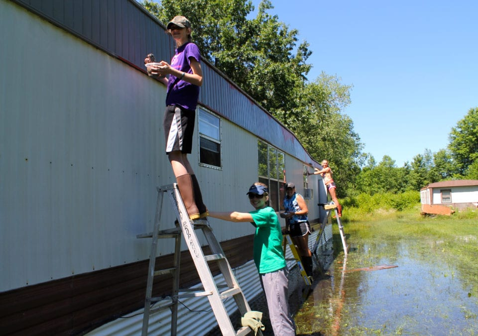 Teen Mission Trip | Roselawn, Indiana | Youth Unlimited