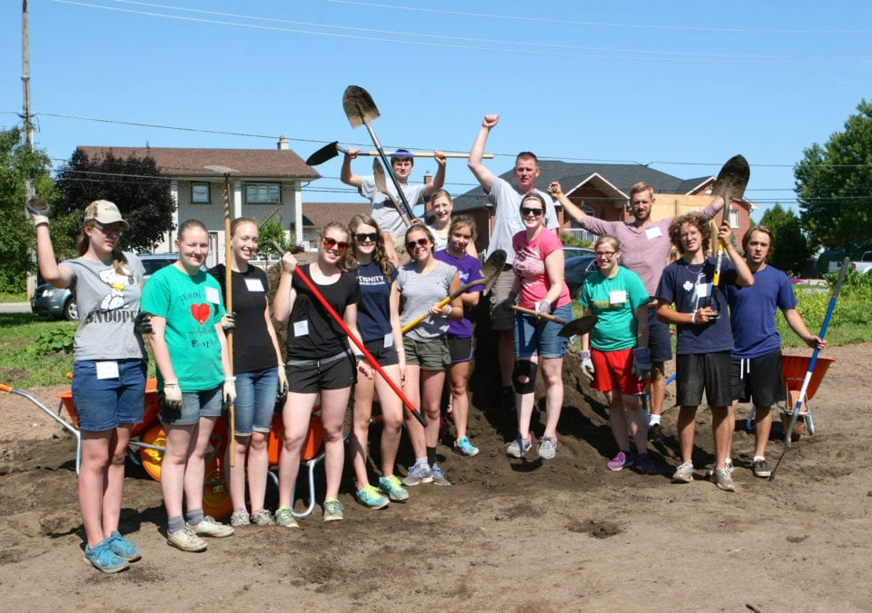 High School Summer Mission Trip | Hamilton, Ontario | Youth Unlimited