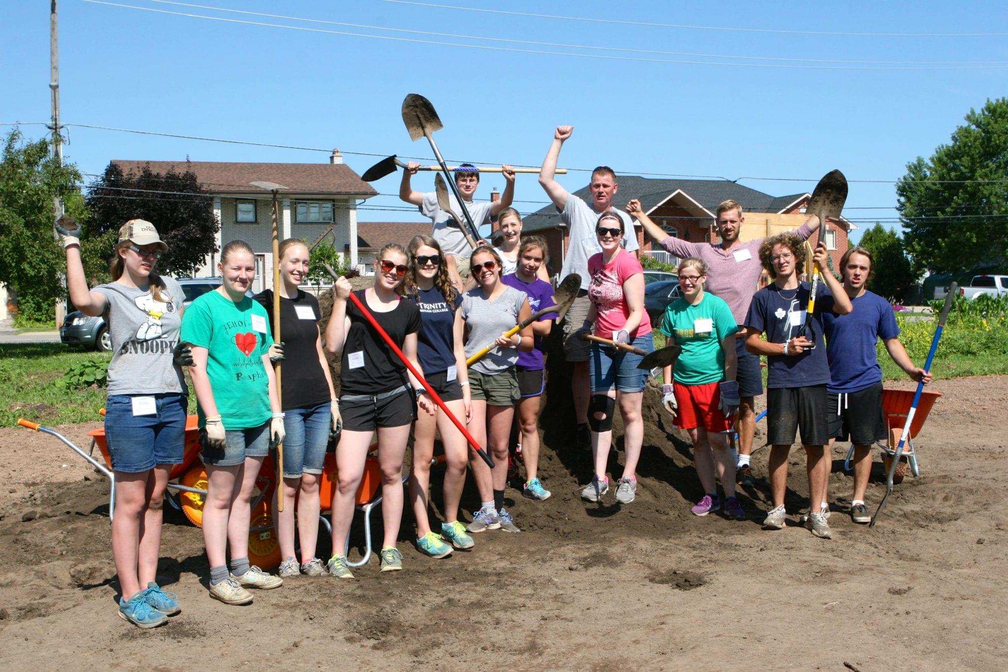 High School Summer Mission Trip | Hamilton, Ontario | Youth Unlimited
