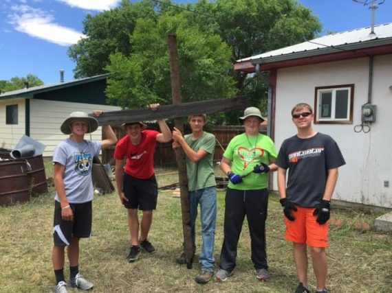 Student Summer Mission Trips   Youth Unlimited