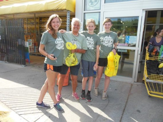 Youth Unlimited SERVE Mission Trip Mentors