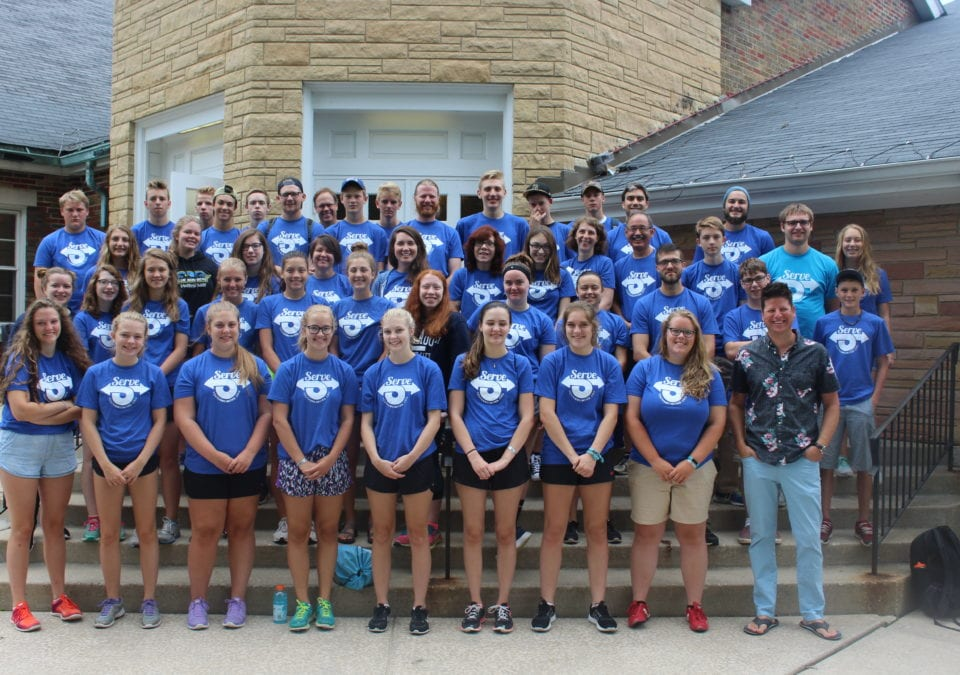 Palos Heights, IL SERVE Group Pic