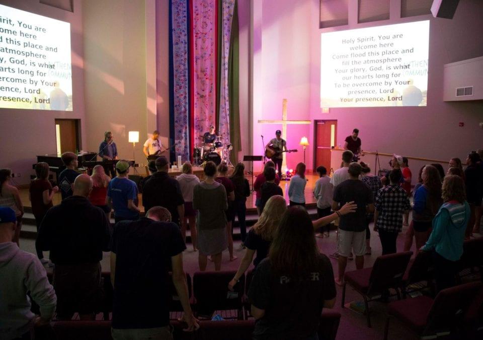 Hamilton SERVE Worship