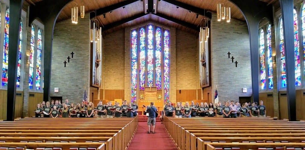 The Sanctuary of LaGrave Avenue Church