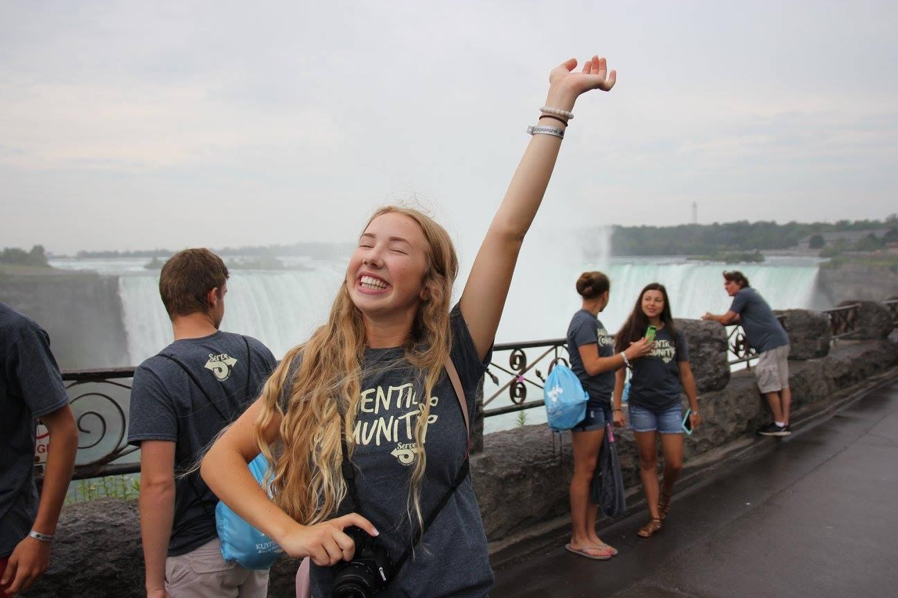Day Away at Niagara Falls
