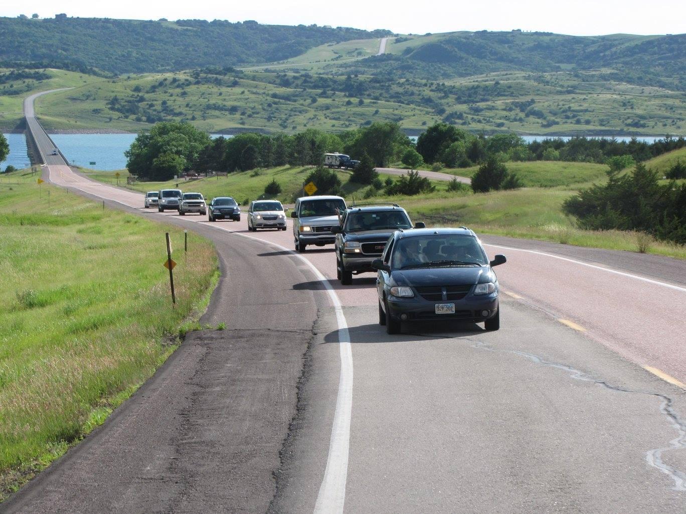 Platte South Dakota Countryside