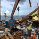 St Thomas Hurricane