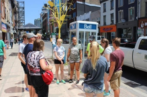 City Mission Trip for Teens