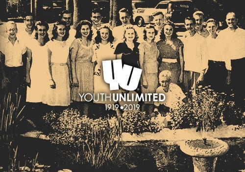 Youth Unlimited History - Gals