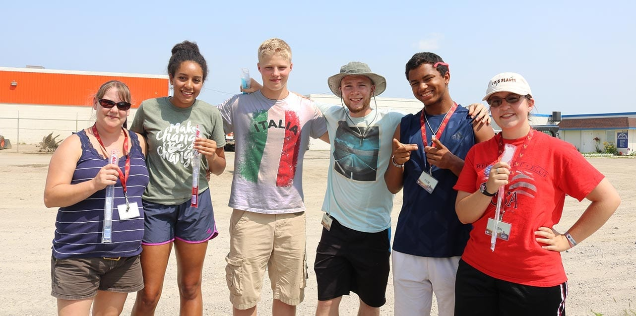 Youth Mission Trips for Teens