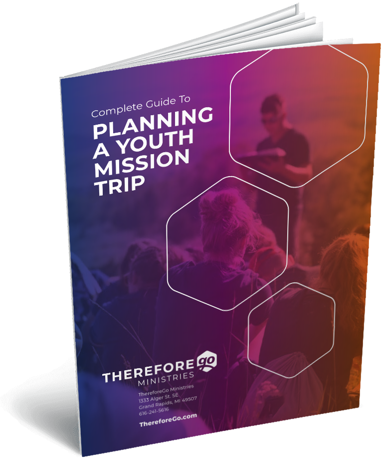 Youth Mission Trip Planning E-Book